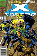 X-Factor (1986-1998 1st Series) Reprint 71