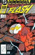 Flash (1987 2nd Series) Annual 2