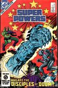 Super Powers (1984 1st Series) 1