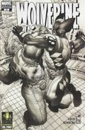 Wolverine (2003 2nd Series) Black and White 53
