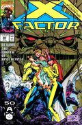 X-Factor (1986 1st Series) 66