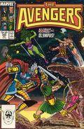 Avengers (1963 1st Series) 284