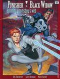 Punisher/Black Widow Spinning Doomsday's Web GN (1992 Marvel) 1-1ST