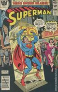 Superman (1939 1st Series) Whitman 342
