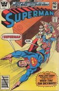 Superman (1939 1st Series) Whitman 345