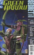 Green Arrow Secret Files (2002) 1