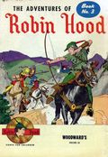 Adventures of Robin Hood (1960 Robin Hood Shoes) 3