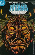 New Teen Titans (1984 2nd Series) New Titans 5