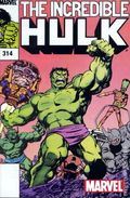 Incredible Hulk (1962-1999) Marvel Legends Reprint 314
