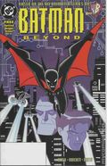 Batman Beyond Special Origin Issue (1999) 1