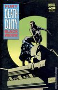 Fury/Black Widow Death Duty GN (1995 Marvel) 1-1ST