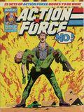 Action Force (1987 British G.I. Joe) Magazine 35