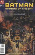 Batman Shadow of the Bat (1992) 50DFSIGNED