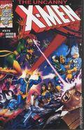 Uncanny X-Men (1963 1st Series) 375AU