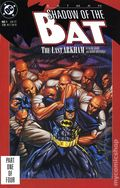 Batman Shadow of the Bat (1992) 1