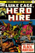 Power Man and Iron Fist (1972 Hero for Hire) 5