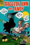 Raggedy Ann and Andy (1964 Dell 2nd Series) 4