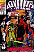 Guardians of the Galaxy (1990 1st Series) 17
