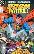 Doom Patrol (1987 2nd Series) 10