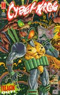 Cyberfrog (1996 1st Series) 2B