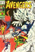 Avengers (1963 1st Series) 61