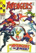 Avengers (1963 1st Series) 53