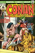 Conan the Barbarian (1970 Marvel) 34