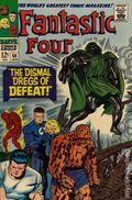 Fantastic Four (1961 1st Series) 58