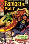 Fantastic Four (1961 1st Series) 63
