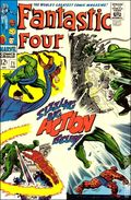 Fantastic Four (1961 1st Series) 71