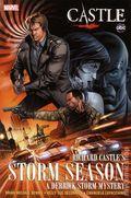 Castle Storm Season HC (2012 Marvel) A Derrick Storm Mystery 1-1ST