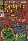 Fantastic Four (1961 1st Series) Annual 6