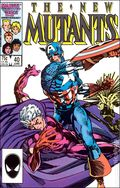 New Mutants (1983 1st Series) 40