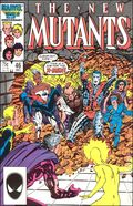 New Mutants (1983 1st Series) 46