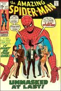 Amazing Spider-Man (1963 1st Series) 87