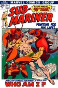 Sub-Mariner (1968 1st Series) 50