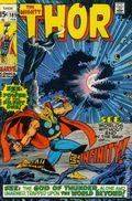Thor (1962-1996 1st Series Journey Into Mystery) 185