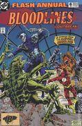 Flash (1987 2nd Series) Annual 6
