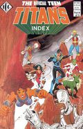 Official Teen Titans Index (1985) 4