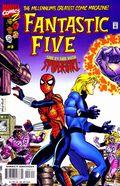 Fantastic Five (1999 1st Series) 3