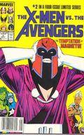 X-Men vs. the Avengers (1987) 2