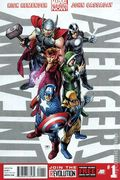 Uncanny Avengers (2012 Marvel Now) 1A