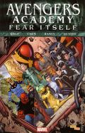 Fear Itself Avengers Academy TPB (2012 Marvel) 1-1ST