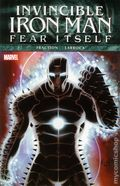 Fear Itself Invincible Iron Man TPB (2012 Marvel) 1-1ST