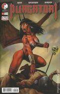 Purgatori (2005 Devils Due and Chaos Comics) 5