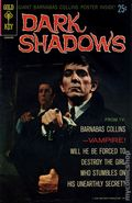 Dark Shadows (1969 Gold Key) 1N