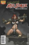 Savage Red Sonja Queen of the Frozen Wastes (2006) 2A