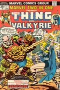 Marvel Two-in-One (1974 1st Series) 7