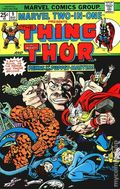 Marvel Two-in-One (1974 1st Series) 9