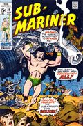 Sub-Mariner (1968 1st Series) 39